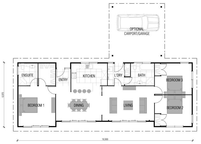 1000 images about home house plans on pinterest house for Floor plans new zealand