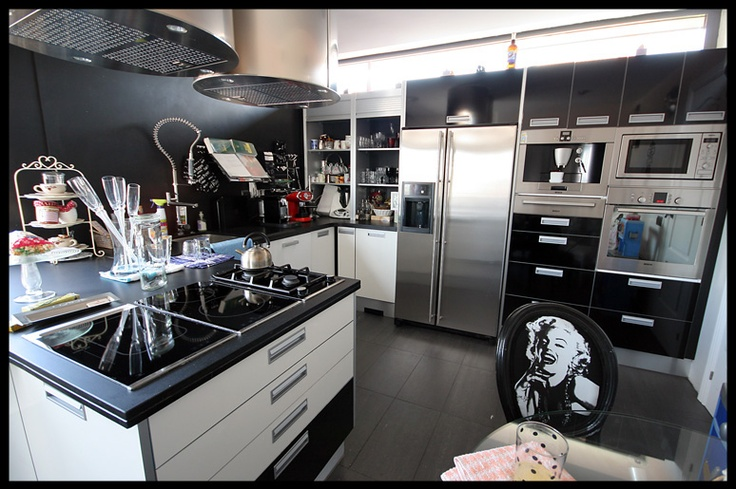 Kitchen. Caldetes. Barcelona