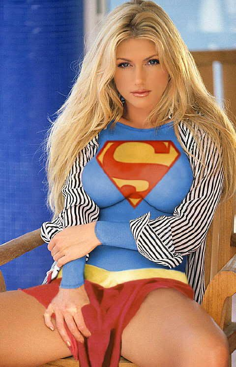 Sexy cosplay supergirl hot agree