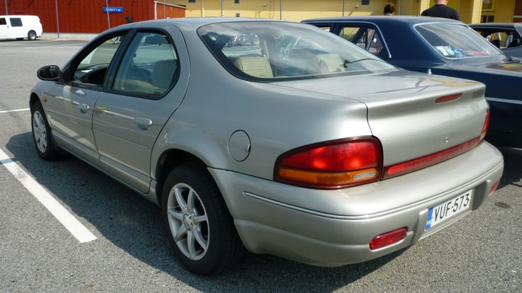 Chrysler Stratus LX 1996