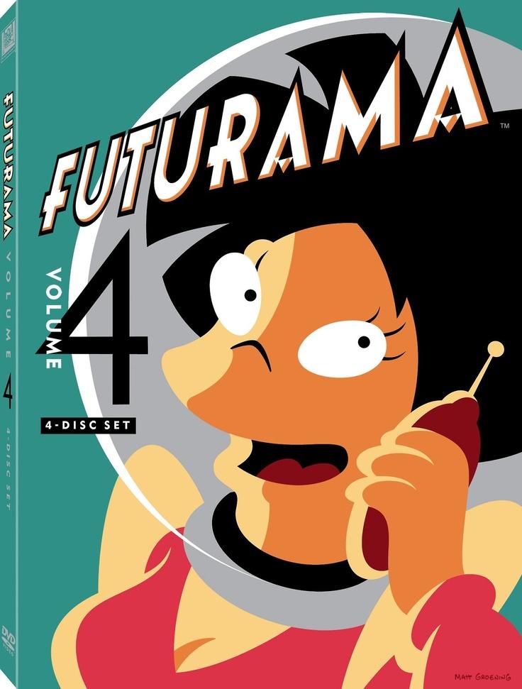 Amy Wong | Futurama Volume 4