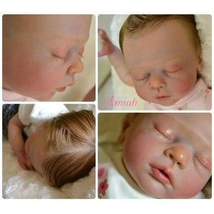 Amazingly real doll! Amiah Reborn doll