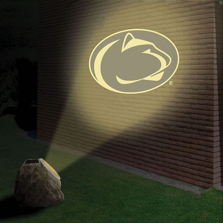 Penn State Nittany Lions Logo Projection Rock $37