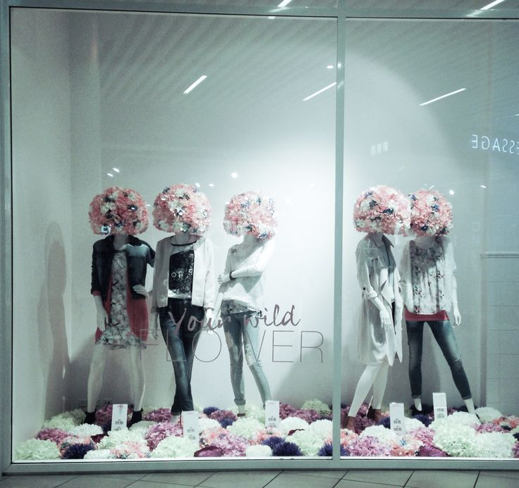 Window campaign spring 2015 - ONLY