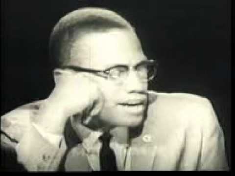 Malcolm X on PBS 'Open Mind' show: Race Relations In Crisis (June 12, 1963)