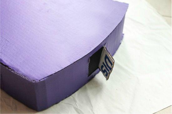 Despicable Me 2 Party: Purple Evil Minion Pinata