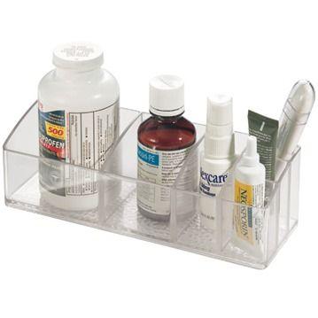 Förvaringsbox för medicin och smink, Medium