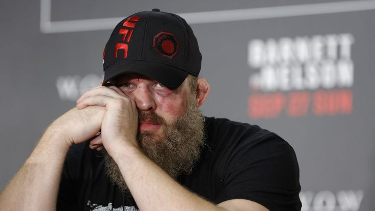 Roy Nelson issues statement regarding his incident with referee John McCarthy at UFC Fight Night 95.