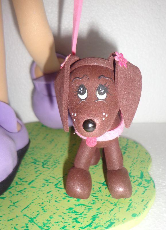 Dog fofucha