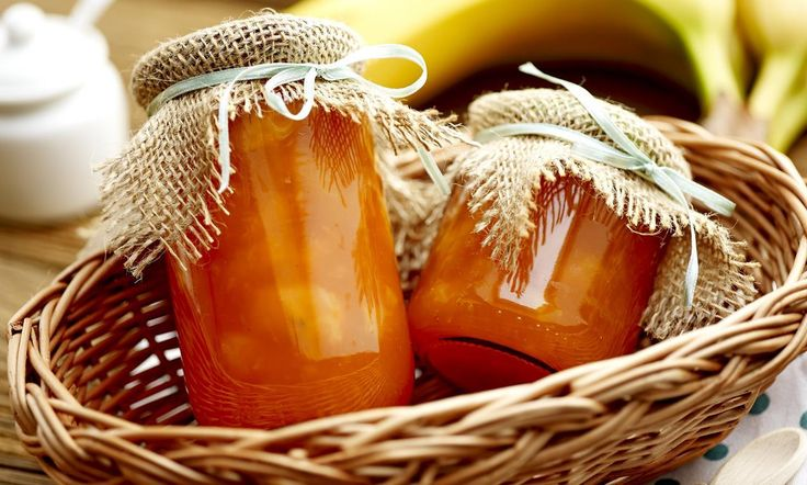 Aardbeien-bananenconfituur Recept | Dr. Oetker