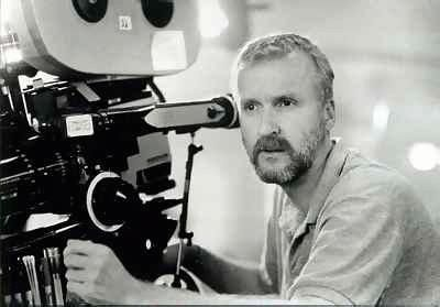 James Cameron - Writer and Director - The Terminator, Aliens, The Abyss, Terminator 2:Judgement Day, True Lies, Titanic, Avatar.