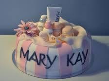 mary kay cake
