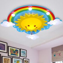 Creative children's room bedroom ceiling lamp with a warm light eye led boys and girls cartoon children room lighting(China (Mainland))