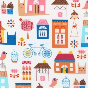 Suzys Dolls House – Town  - Multi