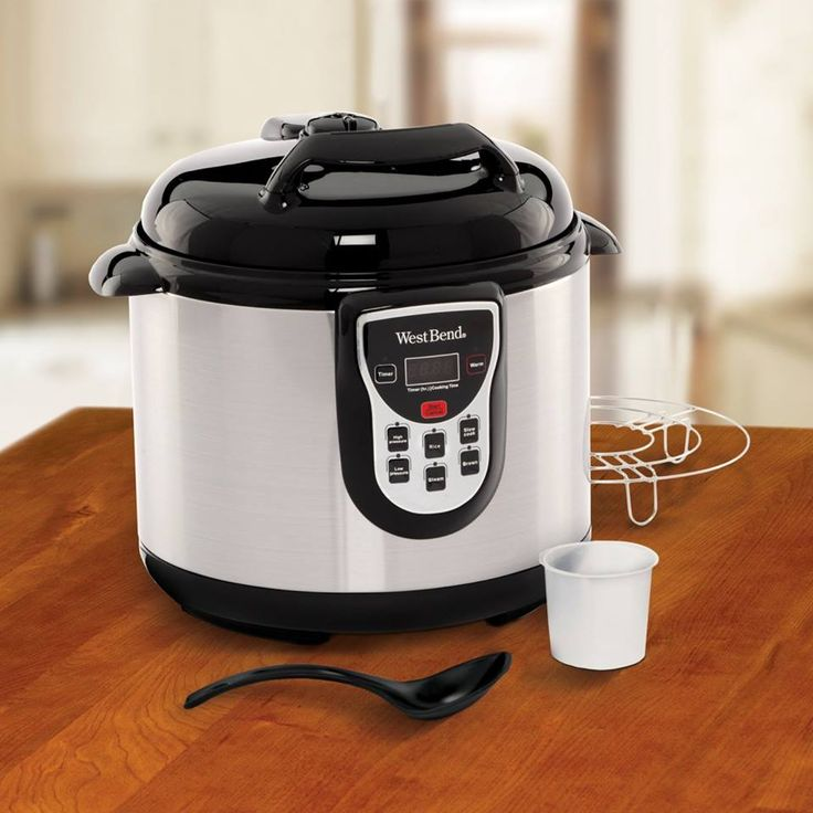 West Bend 6-Quart Stainless Pressure Cooker, sale, cheap https://www.facebook.com/pages/West-Bend-6-Quart-Stainless-Pressure-Cooker-sale-cheap/1573590252919456?ref=bookmarks