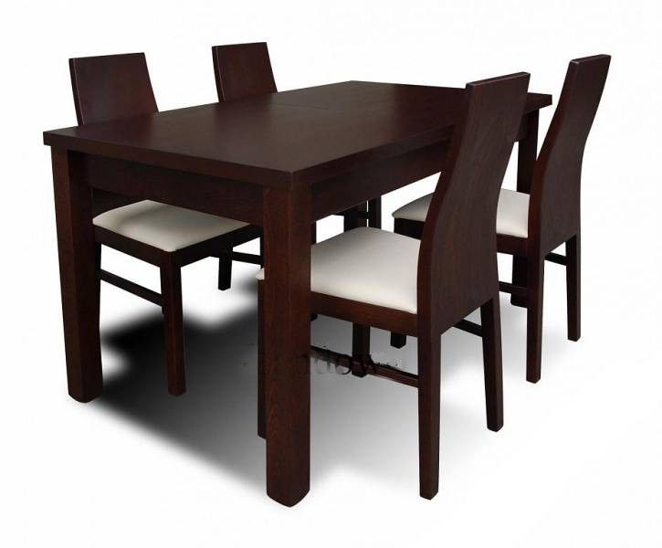 TABLE S 18 + 4 CHAIR K 54s