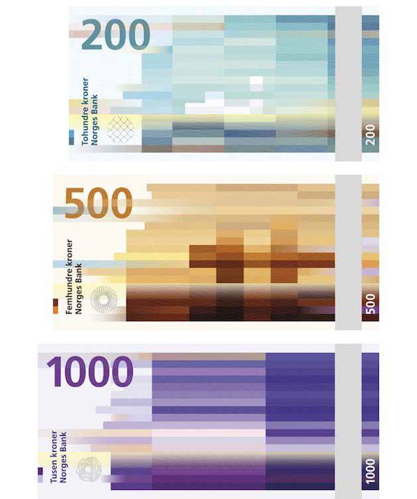 Novo dinheiro noruegues