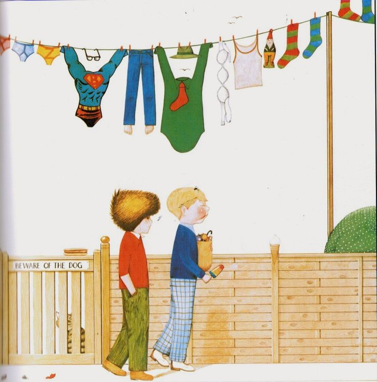 Look What I've Got - Anthony Browne