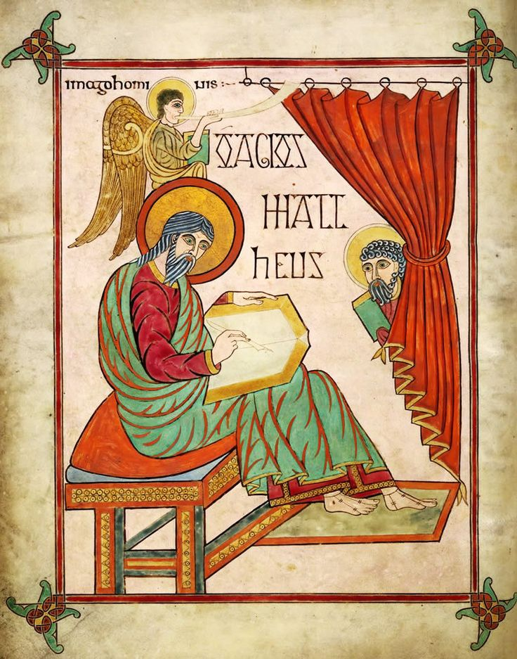 lindisfarne gospels essay Lindisfarne gospels: st luke portrait page early medieval (hiberno saxon) europe c 700 ce illuminated manuscript (ink, pigments, and gold on vellum.