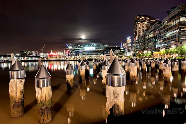 Victoria Harbour, Docklands, Melbourne Australia