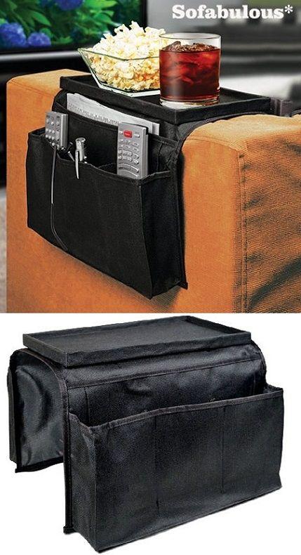 SoFabulous távirányító tartó és kényelmi rendező kanapélakóknak. Nem kell többé távirányítókat keresni, ráadásul tárolhatod itt mellette a műsorújságo... , Ár: 3990 Ft