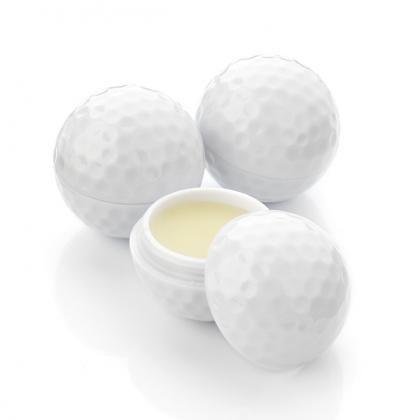 Sports Ball Lip Balm