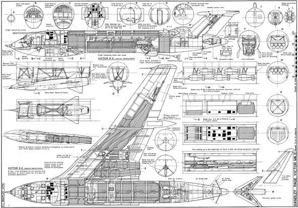 Handley Page HP80 Victor Mk.2 Sheet 3