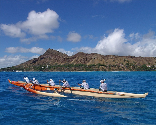 C Lion Outrigger Canoe 87 best images about O...