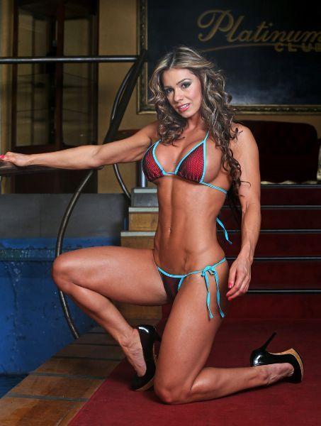Esperanza G 243 Mez Fitness Bodies Pinterest Latina