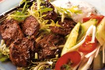 Greek souvlakia – Recipes – Slimming World