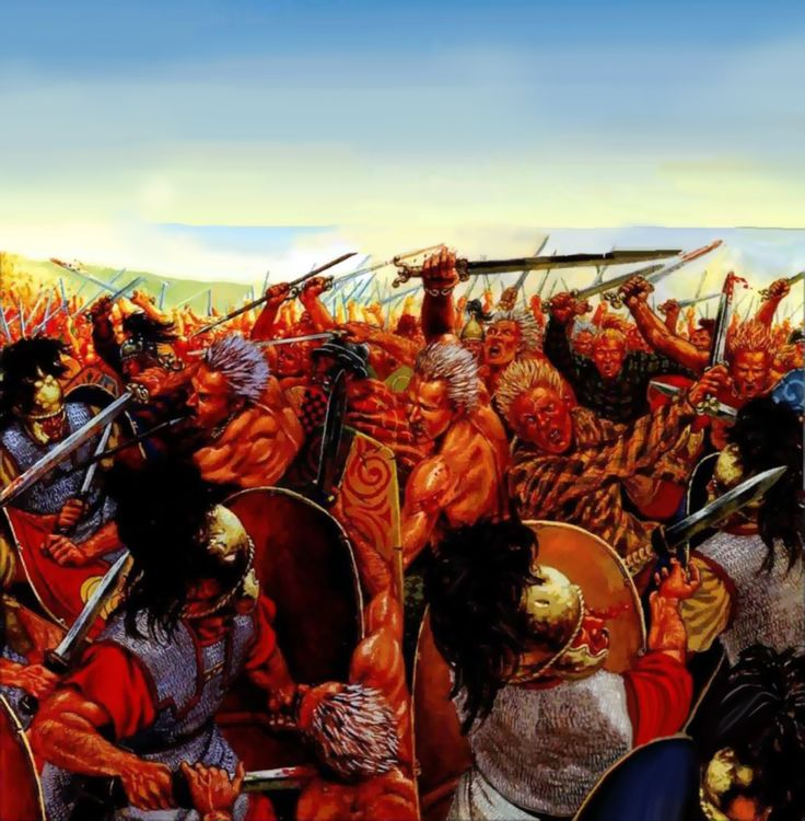 Battle of Alesia, Gallic War                                                                                                                                                                                 More