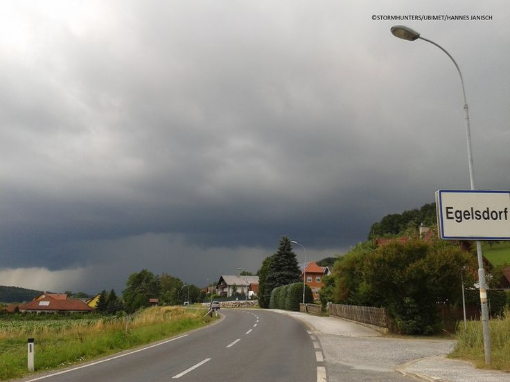 25.06.2014 - Gewitter @ Egelsdorf (STMK)