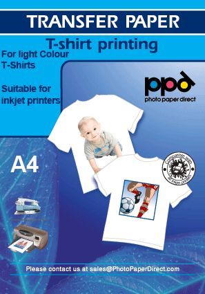 How To Use Iron On Transfer Paper The Ultimate Guide | Photo Paper Direct Blog
