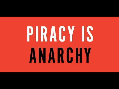 Piracy is Progress / Piracy is Evil