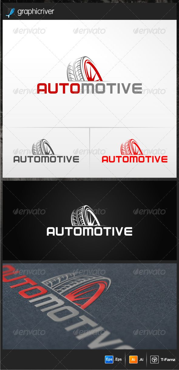 Automotive — Vector EPS #auto #automotive • Available here → https://graphicriver.net/item/automotive/4408866?ref=pxcr