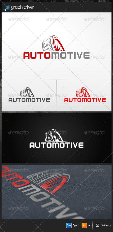 Automotive — Vector EPS #auto #automotive • Available here → https://graphicriver.net/item/automotive/4408866?ref=pxcr