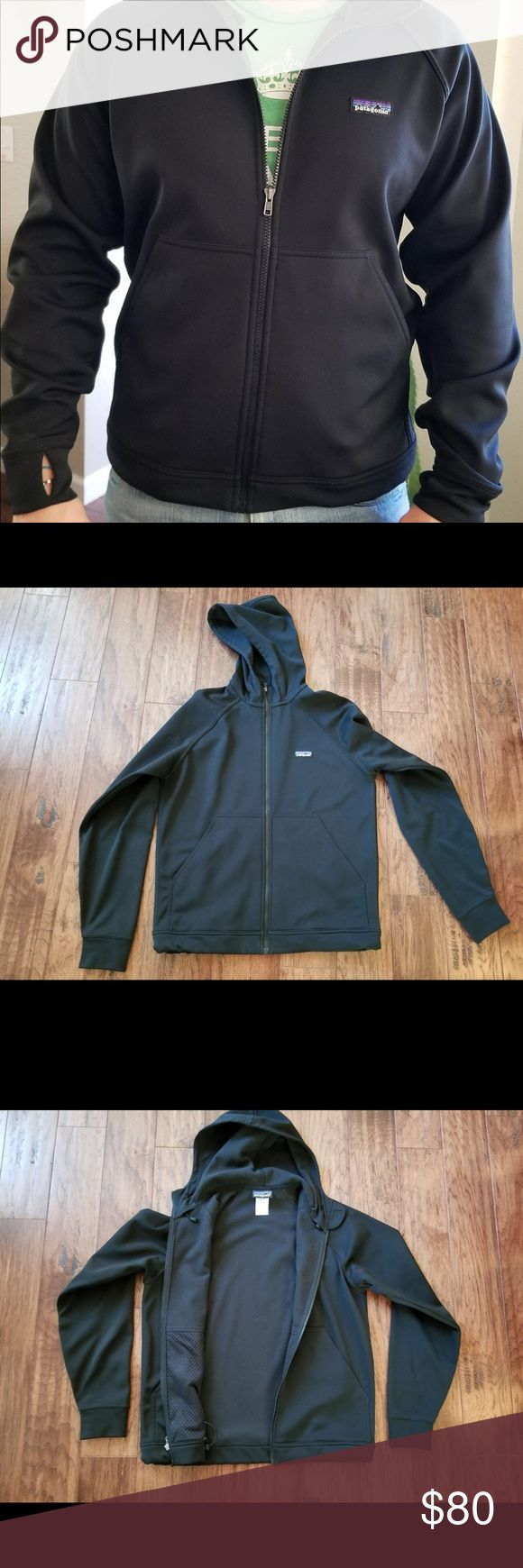 Patagonia Men's Slopestyle Hoody Men's Patagonia Slopestyle Hoody, size small. Excellent condition, no rips, or tears. No pets, non-smoking home. Retails at $129, selling for $80. Patagonia Jackets & Coats