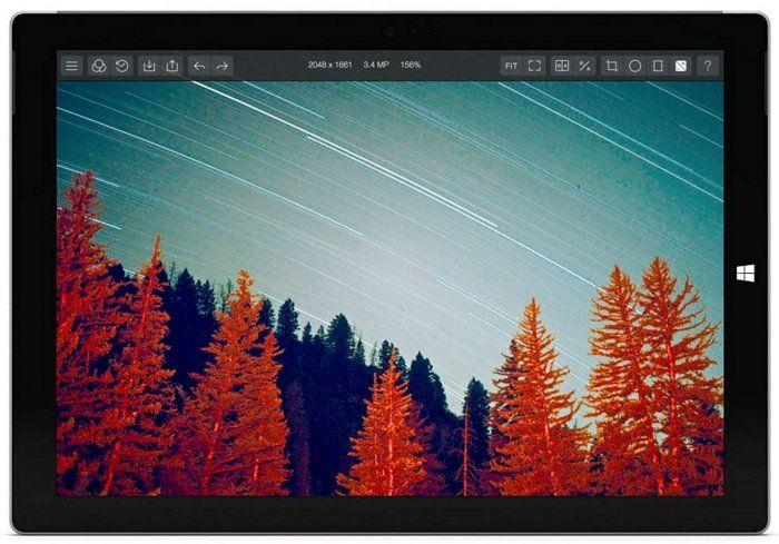 El excelente editor de imágenes Polarr, rediseñado por completo para web, Chrome y Windows 10