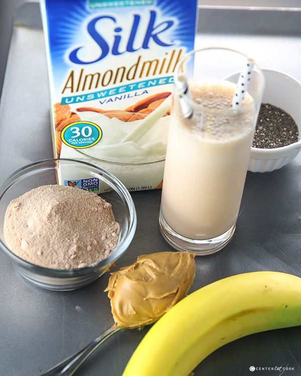 Easy Chocolate Peanut Butter Smoothie Recipe