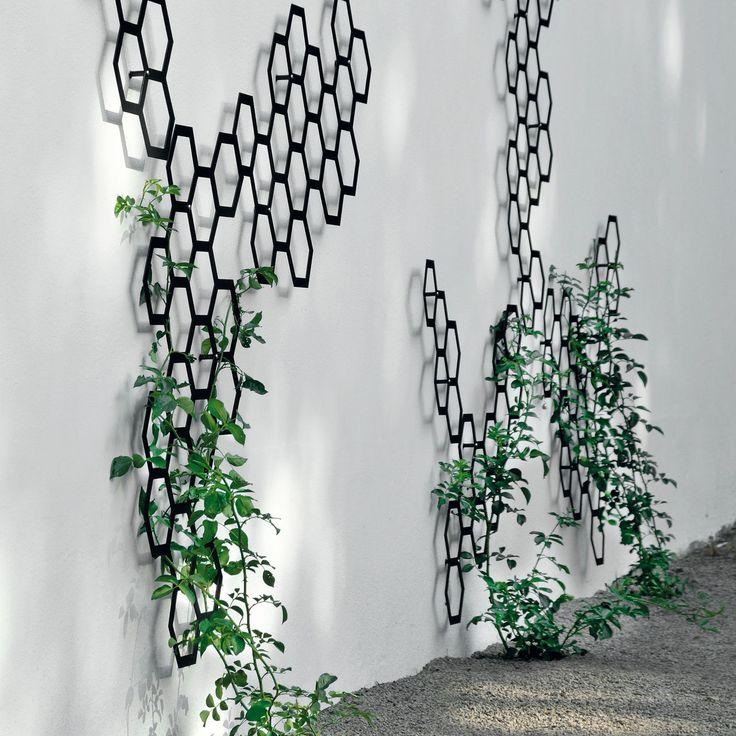 17 Best Ideas About Rankgitter On Pinterest | Tomatenhaus Selber ... Pflanzkasten Rankgitter Metall
