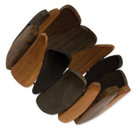 wood jewelry | Wood Jewelry – Ethnic, Unusual, and Natural Adornments