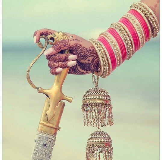 I would love have this chura on each arm.