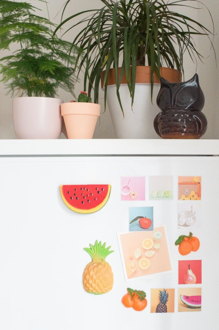 These cool magnets can be made with photos from your Instagram, camera-roll or desktop. Free delivery worldwide.