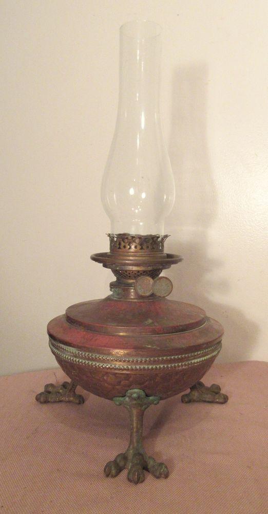 3396 best antique lamps images on Pinterest