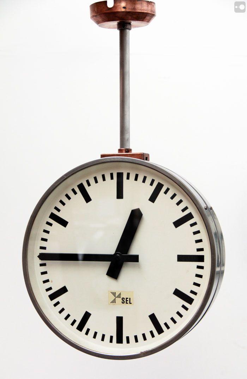 25 best industrial clocks ideas on pinterest clocks