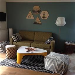Colours | Oval Room Blue | Farrow & Ball