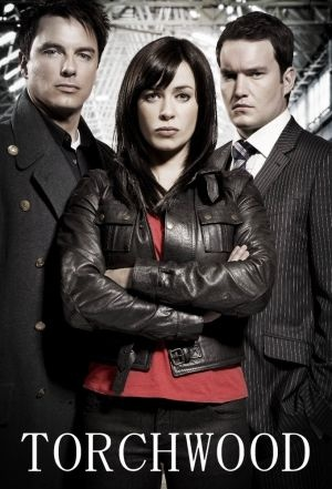 A spinoff of Doctor Who.  And who could resist Captain Jack Harkness on the left!