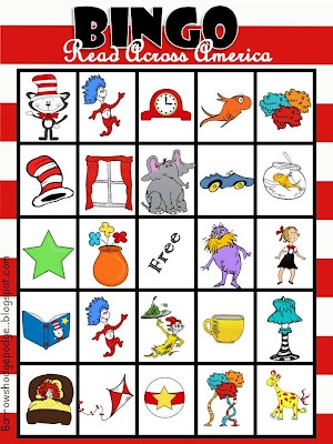 This looks so fun for Dr. Seuss week!