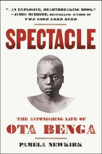 Ota Benga, the man who was exhibited in a New York zoo.