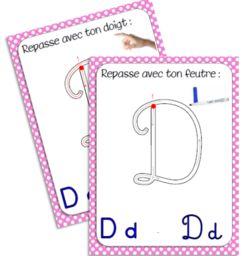 Ecriture des lettres en majuscule cursive                                                                                                                                                                                 Plus